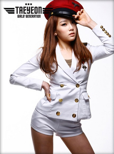 Taeyeon của mình :) Taeyeon-genie