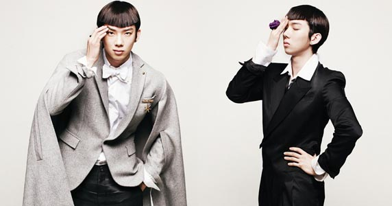 2am's jo kwon for vogue girl « it